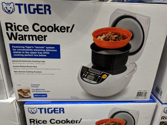 Tiger Rice Cooker Model#JBV-10CU Costco