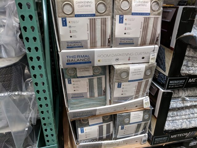 Bali Thermalweave Curtains Costco