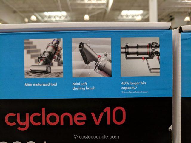 Dyson Cyclone v10 Cord-Free Stick Vacuum Costco