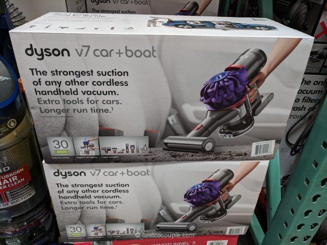 Dyson V7 Car Boat Handheld Vacuum