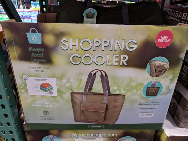 KeepCool Shopping Cooler Costco