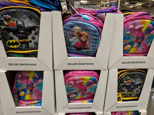 Licensed Kids Character Backpack