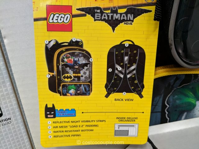 Licensed Kids' Character Backpack Costco