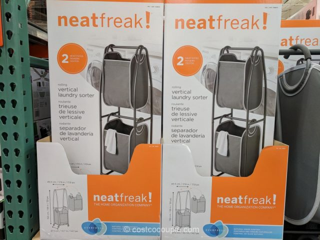 Neatfreak Vertical Laundry Sorter