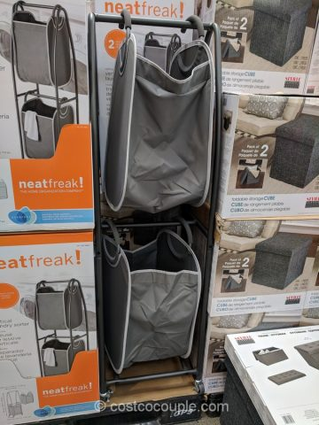 NeatFreak Vertical Laundry Sorter Costco