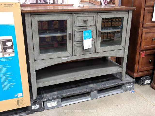 Bayside Furnishings Shane Accent Cabinet Costco