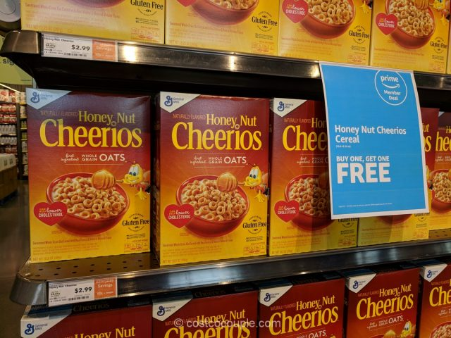 Honey Nut Cheerios Whole Foods