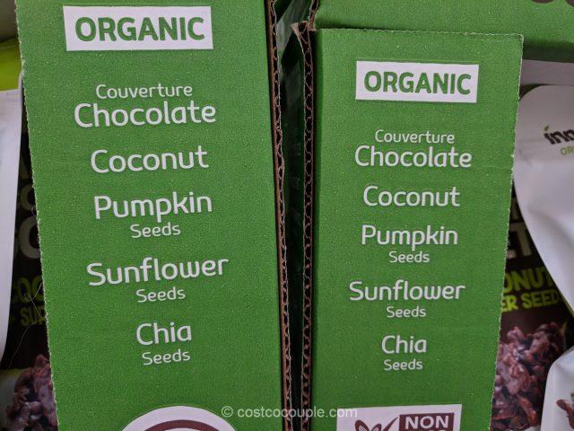 Inno Foods Organic Dark Chocolate Nuggets Costco