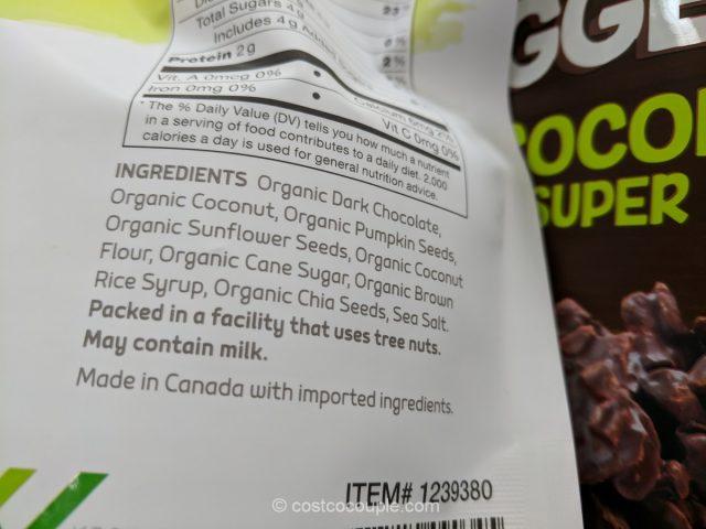 Inno Foods Organic Dark Chocolate Nuggets