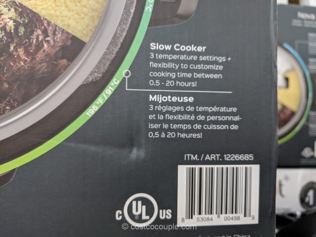 Instant Pot Nova Plus 6 Quart Costco