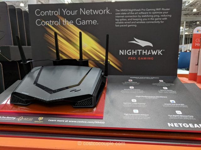 Netgear Nighthawk Pro Gaming Router Costco