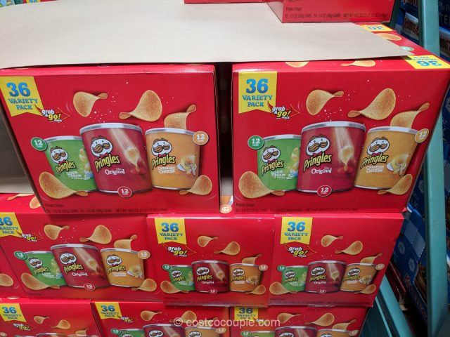Pringles Variety Pack Costco