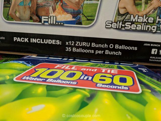 Zuru Bunch O Balloons Costco