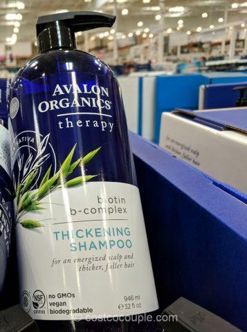 Avalon Organics Thickening Shampoo Costco