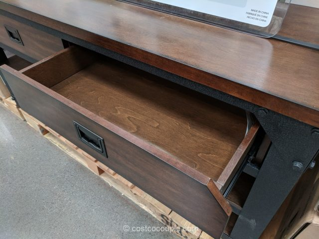 Bayside Furnishings 3-in1 TV Stand Costco