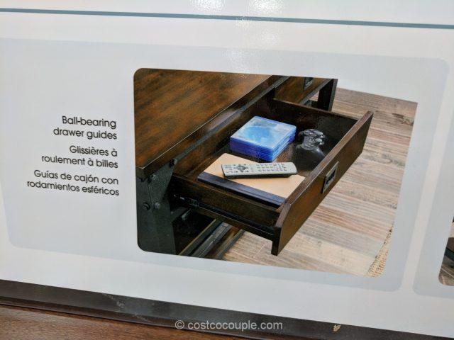 Bayside Furnishings 3-in1 TV Stand Costco