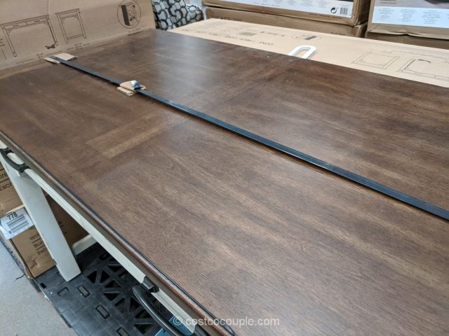 Bayside Furnishings Writing Desk Costco