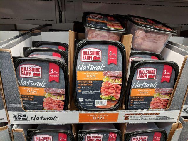 Hillshire Farms Naturals Honey Ham Costco