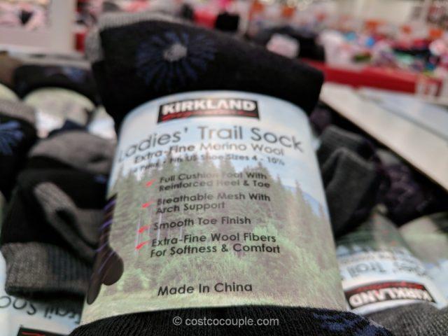 Kirkland Signature Ladies Trail Socks Costco
