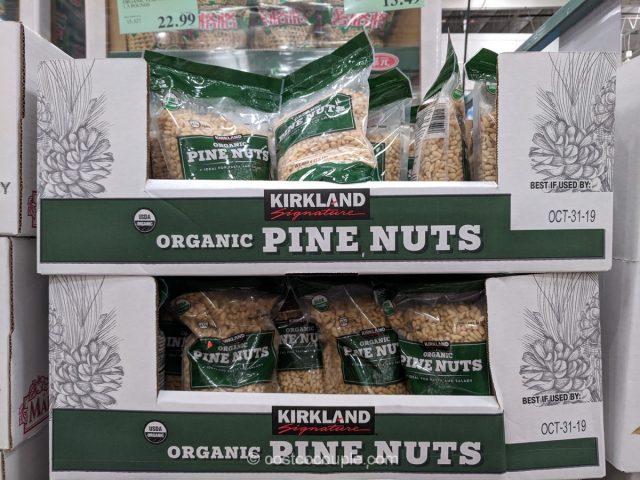 Kirkland Signature Organic Pine Nuts Costco