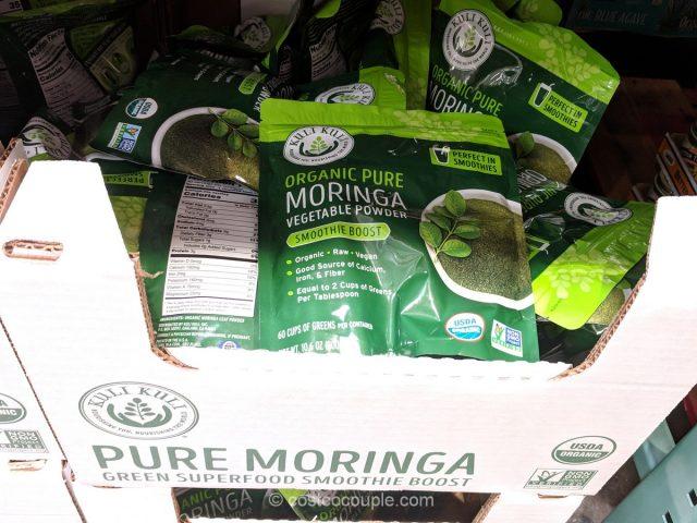 Kuli Kuli Organic Moringa Powder Costco