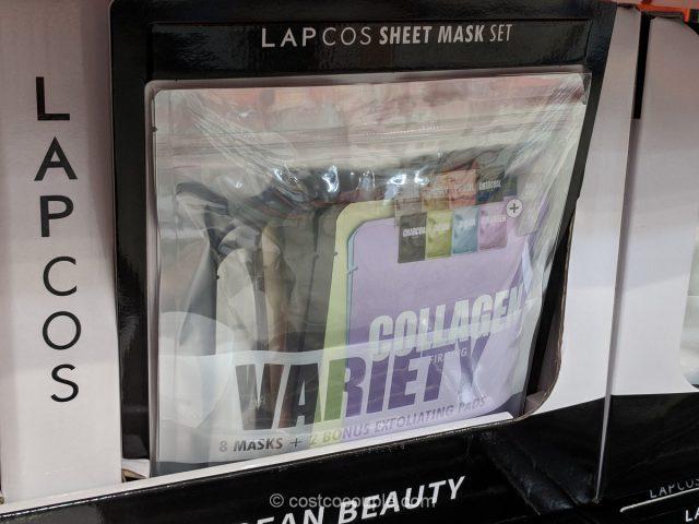 Lapcos Variety Sheet Mask Set Costco