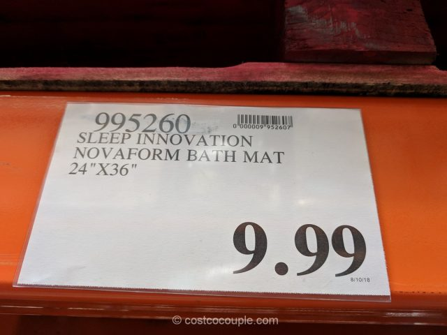 Novaform Bath Mat Costco