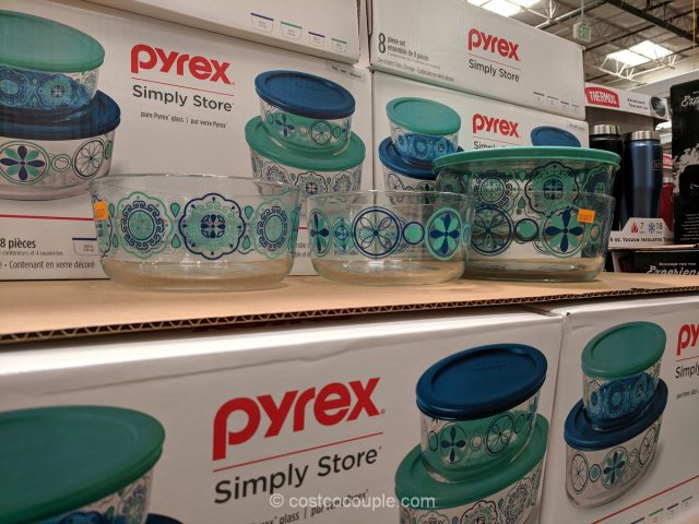 Pyrex Food Storage Set Costco