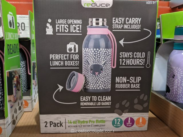 Reduce Hydro Furry Friends Water Bottle Costco