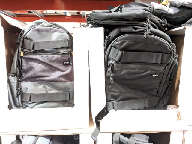 Rvca Push Skate Delux Backpack Costco