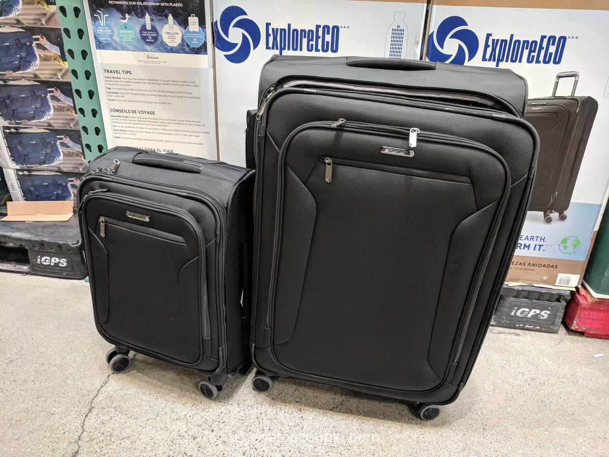 hartmann luggage costco