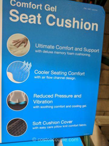 Type S Comfort Gel Seat Cushion