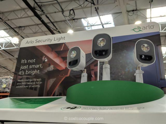 Arlo Smart Security Lights Costco