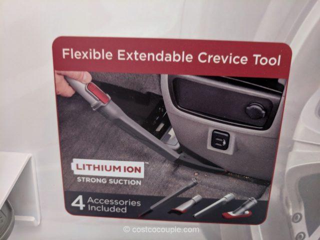 Black and Decker Cordless Flex Car Vacuum Costco
