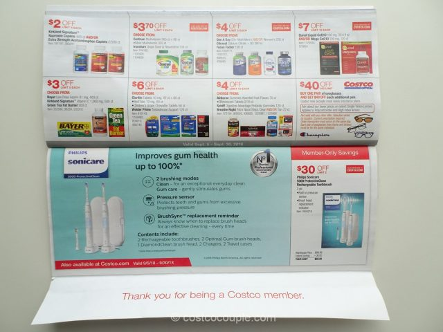costco september 2018 coupon book 09/05/18 to 09
