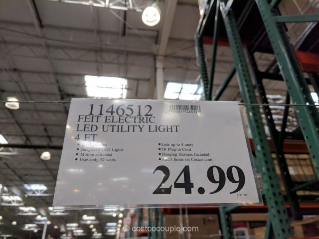 Feit Electric LED Utility Light Costco