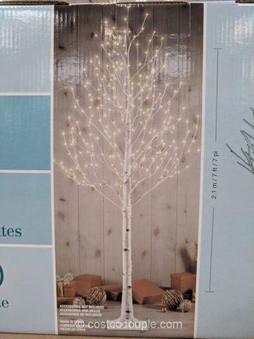 LED Birch Tree Costco