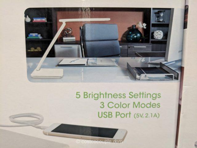 Ottlite Executive LED Desk Lamp Costco