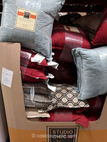 Studio Chic Home Decorative Pillows Costco
