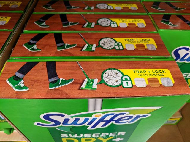 Swiffer Starter Kit Costco