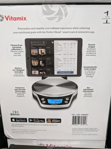 Vitamix Perfect Blend Costco