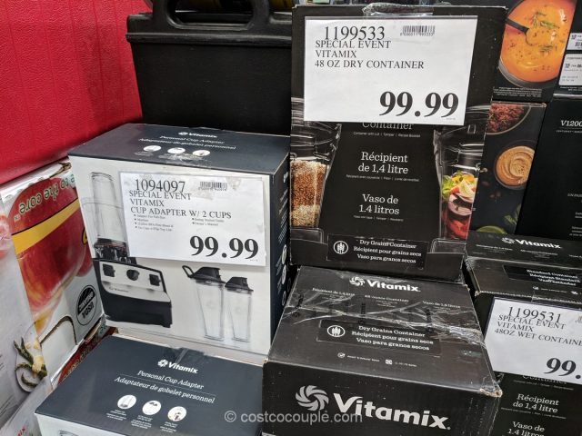 Vitamix Special Event Costco