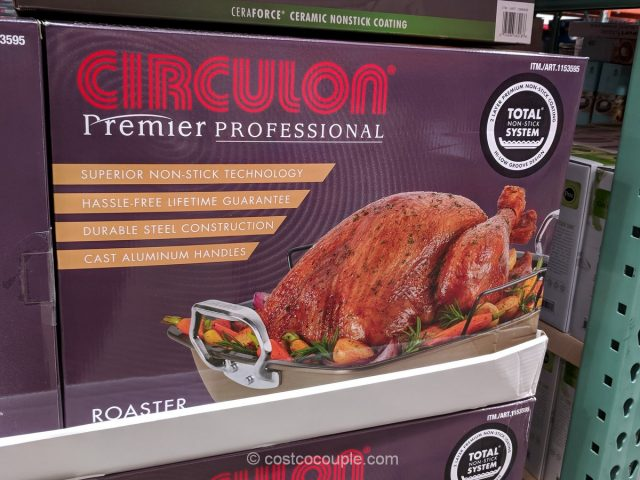Circulon Premier Professional Roaster Costco