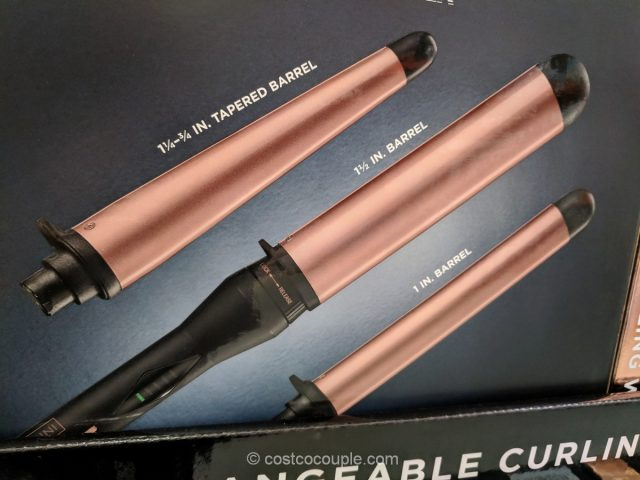 Conair Interchangeable Curling Wand Costco
