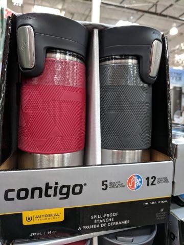 Contigo Thermal Travel Mug Costco
