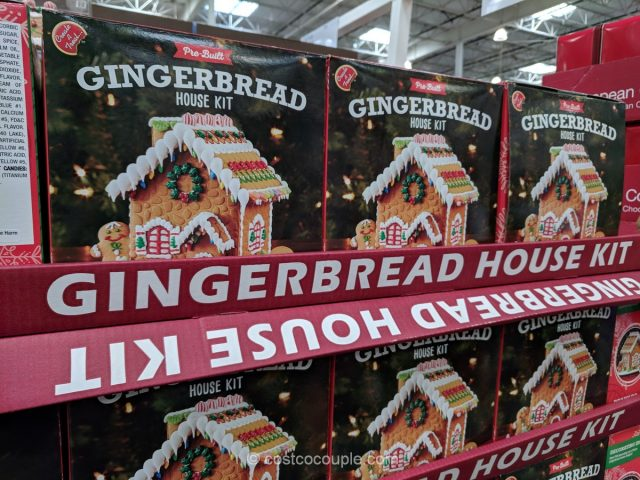 Create a Treat Gingerbread House Kit Costco