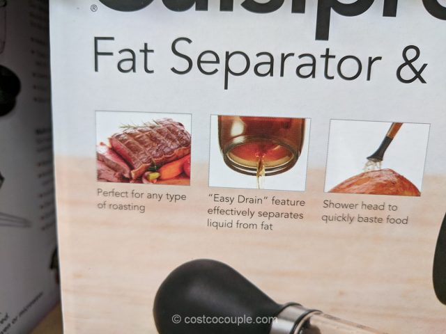 Cuisipro Fat Separator and Baster Costco