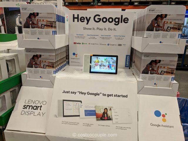 Lenovo Smart Display Costco