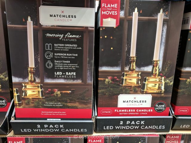 Led Matchless Candles