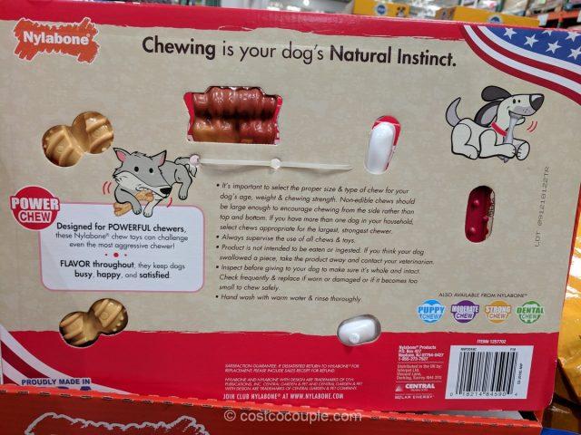 Nylabone Dog Chews Costco